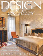 Design & Décor Magazine Spring 2014